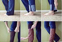 Clothes & Boots