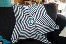 Fait maison / Mes réalisations: tissus, crochet, tricot, céramique...