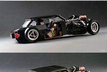 legodan arabalar