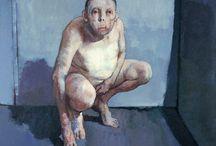 Jean Rustin, une humanité picturale affreusement exutoire / « Les corps se défont, montrent leur enfermements dans une solitude masturbatoire ». Un style charnel et sans compromis