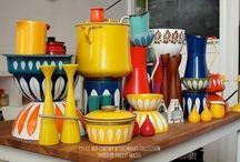 Vintage kitchenware #