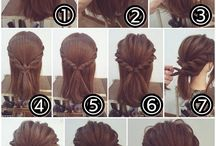 middlelenght hairstyle