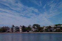 Destination Charleston / Someday soon..