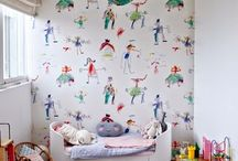 Colourpop Kidsroom / Dashes of colour in all these kidsroom inspirations!