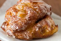 recipes / Apple fritters