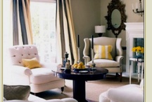 Dream Interiors / by Rachael Alexander White