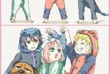Naruto / shippuuden