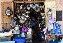 Organized Chaos.  / Fotoserie gemaakt in Marrakech Marokko