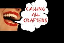 Calling All Crafters / Apply via Zapplication.org / by American Craft Endeavors