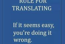 A life in translation & interpreting
