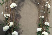 Wedding arches to hire at VP Flowers