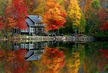 Lake House Dream / by Julia Drewrey