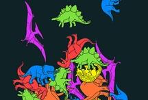 Dinosaur Love
