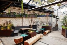 Beer gardens / Let's drink outside