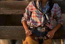 Punchy cowgirls