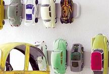 Organisation of toys