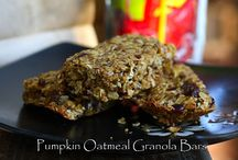 Bars / Healthy granola, protein or nut bars