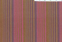 Kaffe Fassett stripe fabric catalogue / Kaffe fassett woven cotton striped fabrics