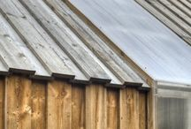 Timber Clad Buildings / Timber cladding profiles I like on buildings with rustic charm