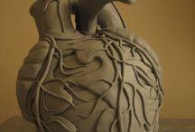 escultura corazon