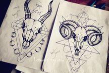 desing ideas (tattoo)