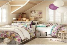 CHILDRENS ROOMS IDEAS