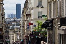 j'adore Paris / by Julie Walker-Farrow