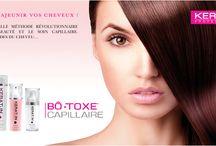 Botox Capillaire / Il primo #antirughe per capelli