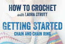 Techniques / Find tutorials and watch videos instructing you in the basic techniques of all of your favourite crafts. From crochet to knitting, stitching to papercraft, you'll find the basics here.