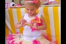 Twins' birthday party ideas