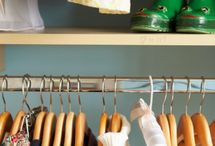 Closet Reorg / Organizing my closet. Step your game up. / by Emily C
