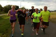 Hardloopwedstrijden in Zwolle