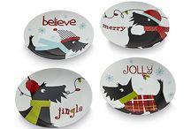 Christmas ceramic painting ideas