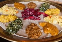 Ethiopian & eritrean food