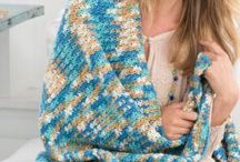 Crochet Blankets / by Sherrie Lamphere