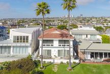 "Leased - 2104 E Oceanfront, Newport Beach / Steps to the sand this 4 bedroom 3 bath home is located at the end of balboa peninsula close to the infamous ""wedge"". Great open kitchen /family room overlooking beach.  Large master suite. Separate laundry room. Oversized  2 car garage. Available immediately. #newportbeach #lease Offered at $17,000 monthly lease"
