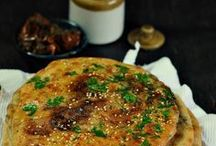 Roti and kulcha
