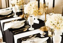 the dining glam