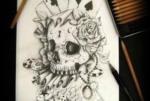 Kate's Art / prace mojego autorstwa.