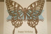 GLIMMER PAPER BUTTERFLY