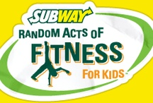 Healthy Kids Organizations / National organizations that are focused on healthy and wellness for children. / by Fit Kids Playground