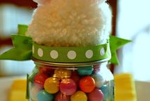 Easter Jar and Bottle Ideas