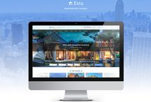 Esta — Real Estate PSD Template / Esta, is a modern PSD theme mainly designed for real estate websites. It has kicky & clean design and it's performed in 3 Color Schemes. Design built on the bootstrap grid, that makes easy to create website templates, based on our layout: Joomla, WordPress, Drupal or HTML theme. This PSD file is perfectly organized, so you can easily customize everything you need. This template can also be used for any other type of website, especially for Business or Corporate