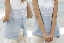 Tricot - cotton or linen