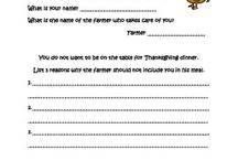 Thanksgiving class activities / by Donna Guy