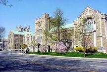 Colleges & Universities / by Julian Puckett