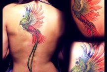tattoo quetzal