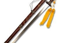 Tai Chi Swords | KarateMart.com / View All Tai Chi Swords Here: https://www.karatemart.com/tai-chi-swords