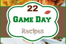 Super Bowl Recipe and Ideas