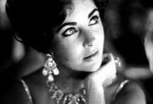 The Diamond Goddess / Dame Elizabeth Taylor / by Diatti Jewelry™